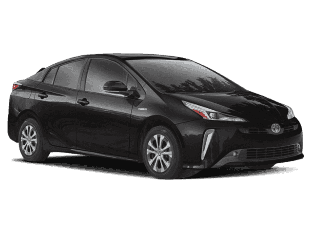 New 2019 Toyota Prius Limited With Navigation