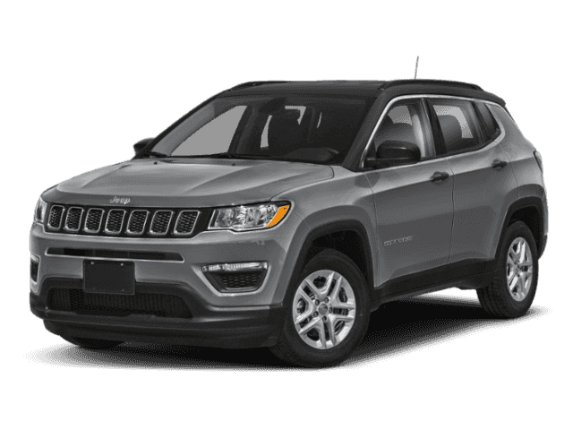 New 2020 JEEP Compass FWD Sport Utility
