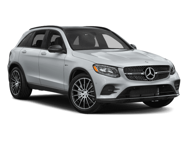 New Mercedes-Benz GLC GLC 43 AMG® SUV
