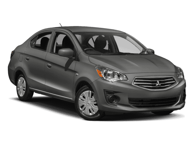New 2017 Mitsubishi Mirage G4 SE