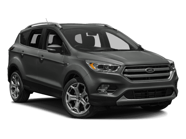 Pre-Owned 2017 Ford Escape Titanium 4WD