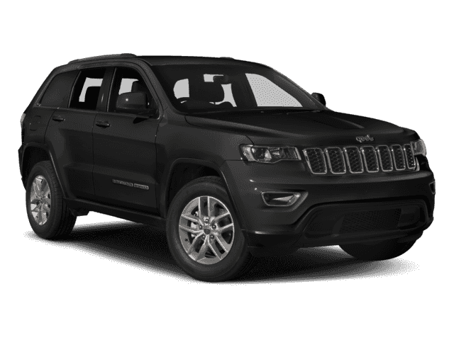 New 2017 Jeep Grand Cherokee Laredo   - $247.97 B/W -
