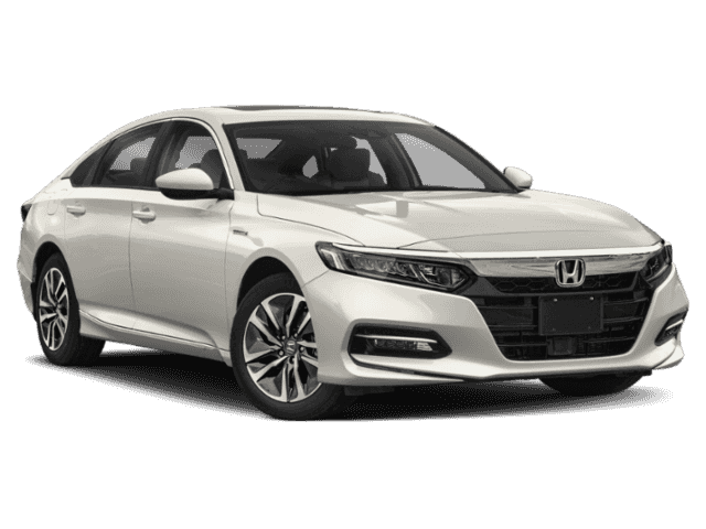 New 2020 Honda Accord Hybrid EX FWD 4dr Car