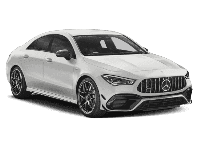 New 2020 Mercedes-Benz CLA AMG® CLA 45