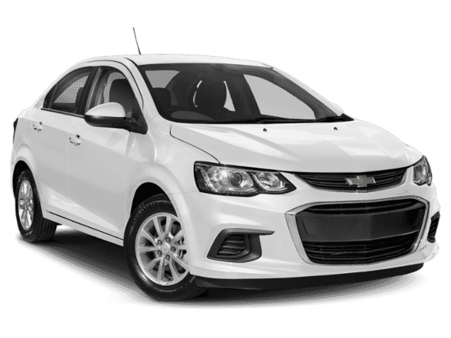 New 2020 Chevrolet Sonic LT