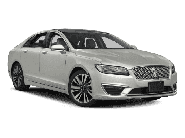New 2017 Lincoln MKZ Reserve FWD 4D Sedan