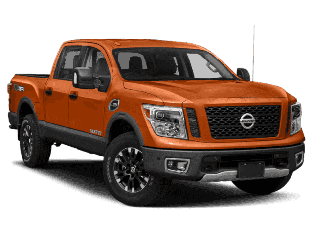 New Nissan Titan >> New 2019 Nissan Titan Pro 4x With Navigation 4wd