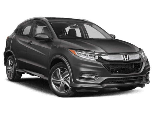 New 2020 Honda HR-V Touring AWD