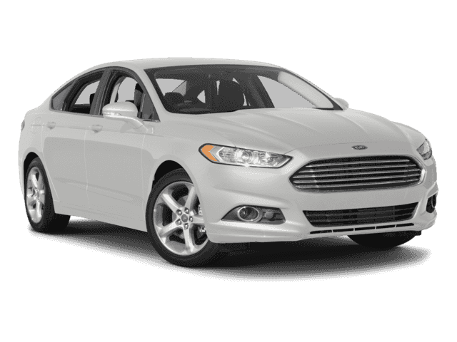 Pre-Owned 2015 FORD FUSION S Sedan 4D