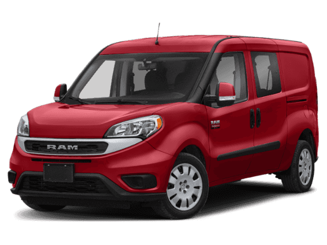 New 2019 RAM ProMaster City Tradesman SLT