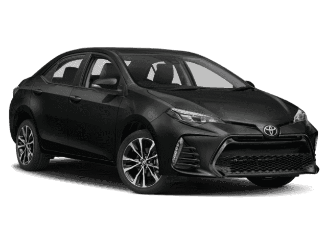 New 2019 TOYOTA Corolla 4Dr. Sedan SE