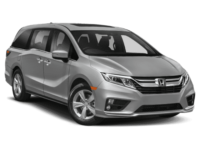New 2020 Honda Odyssey EX-L and Rear Entertainment