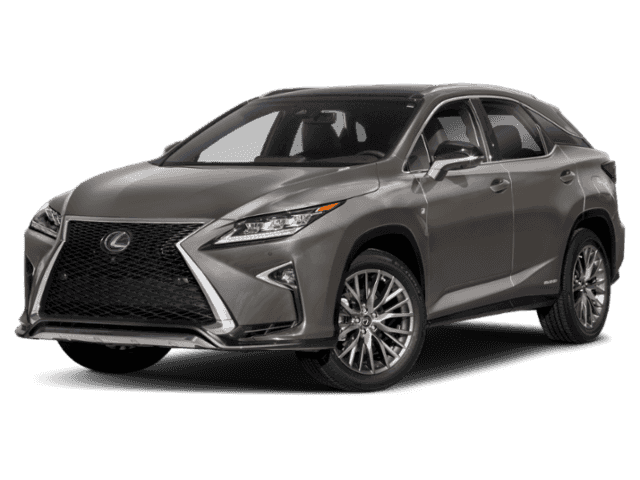 2019 Lexus RX 450h F SPORT F SPORT AWD LOADED