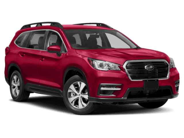 New 2019 Subaru Ascent 8-Passenger
