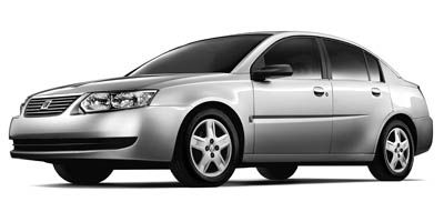 Pre-Owned 2006 SATURN ION 2 SEDAN 4D