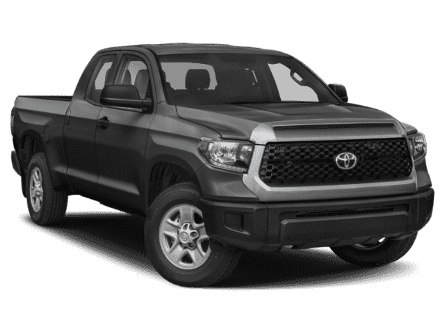 New 2019 Toyota Tundra SR5 5.7L V8 w/accessories (see description)