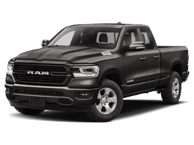 "New 2019 RAM All-New 1500 Big Horn/Lone Star 4x4 Quad Cab 6'4"" Box"