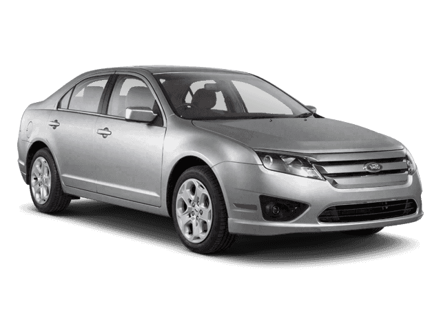Pre-Owned 2012 FORD FUSION SE Sedan 4