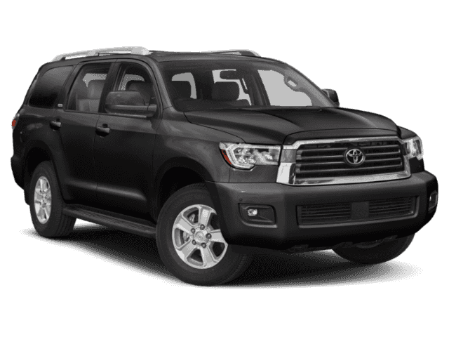 New 2020 Toyota Sequoia Limited 5 door