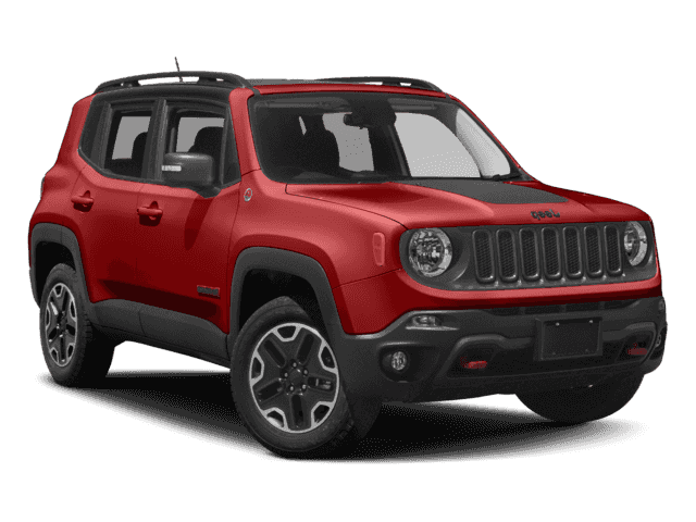 New 2018 Jeep Renegade Trailhawk 4x4