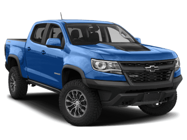 New 2019 Chevrolet Colorado Wt Truck In Linwood K1184693 Garber