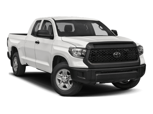New 2018 TOYOTA TUNDRA SR DOUBLE CAB 6.5' BED 5.7L FFV