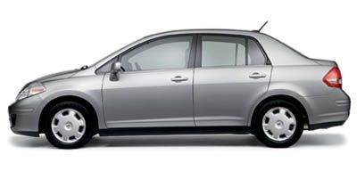 Pre-Owned 2007 NISSAN VERSA SL Sedan 4