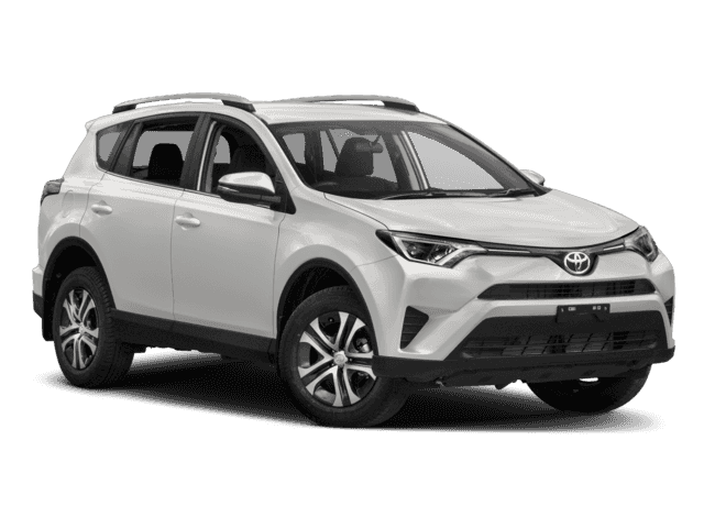 New 2018 Toyota Rav4 Le Sport Utility In Los Angeles T8209872d1