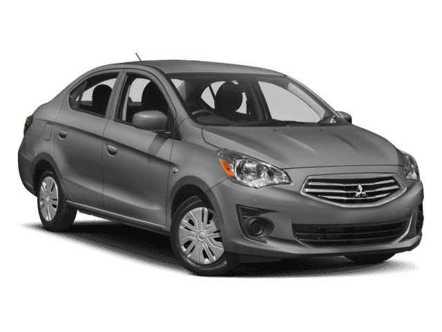 New 2018 Mitsubishi Mirage G4 ES