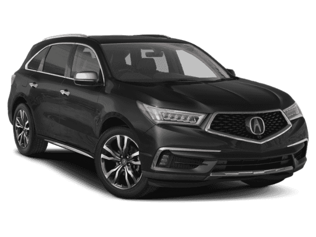 New 2019 Acura MDX Elite SH-AWD