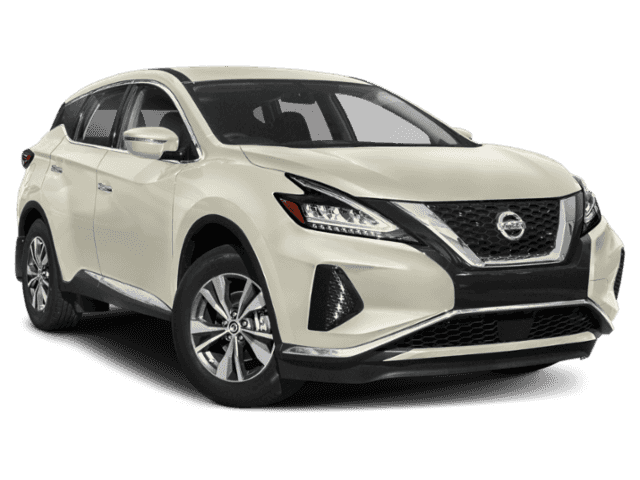 New 2020 Nissan Murano SV With Navigation & AWD