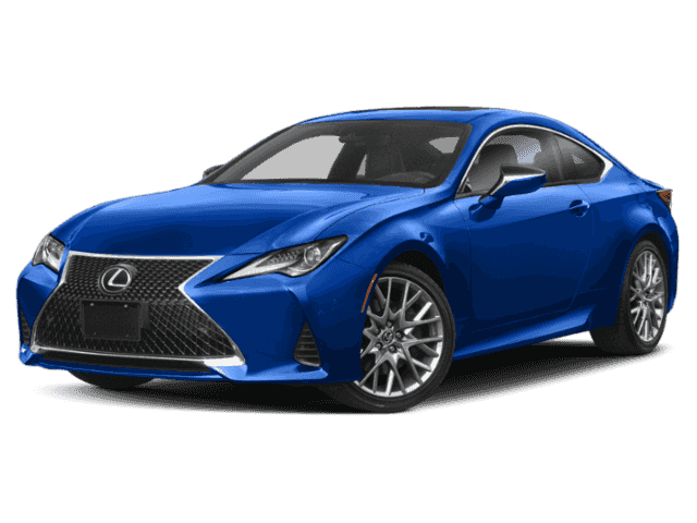 New 2019 Lexus RC