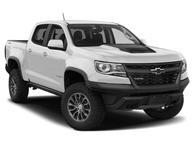 New 2019 Chevrolet Colorado 4WD Crew Cab 128.3 ZR2