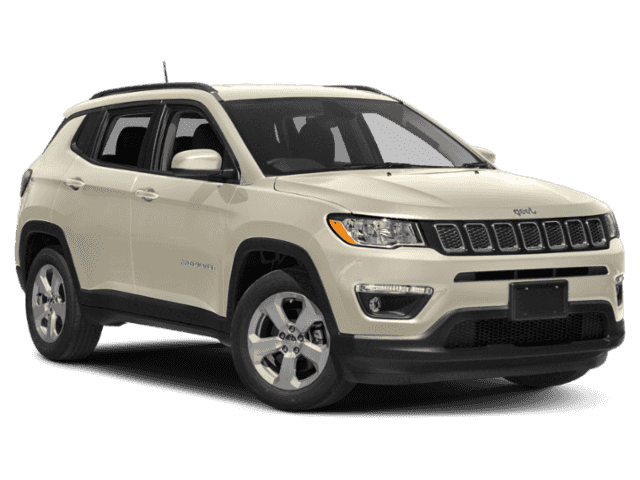 New 2019 JEEP Compass Limited