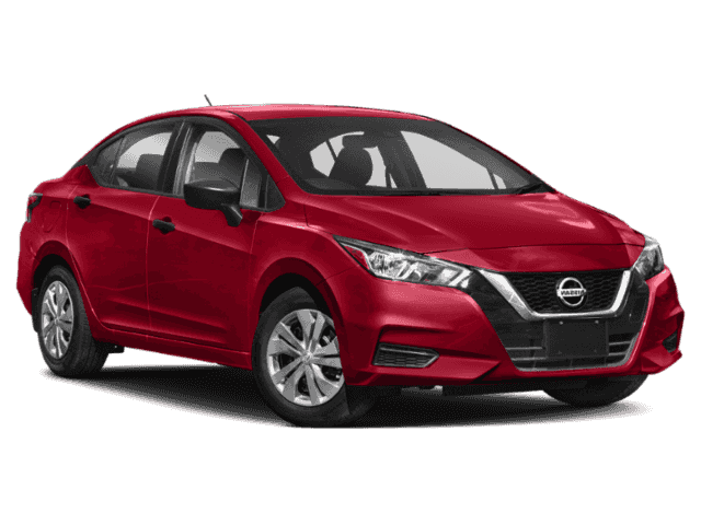 New 2020 Nissan Versa Sedan SV Front Wheel Drive Sedan