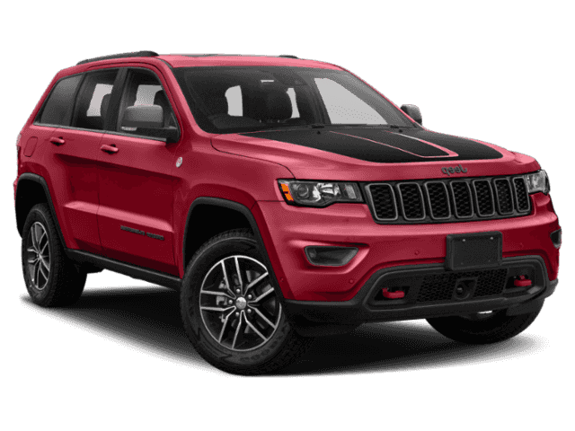 New 2019 Jeep Grand Cherokee Trailhawk 4x4