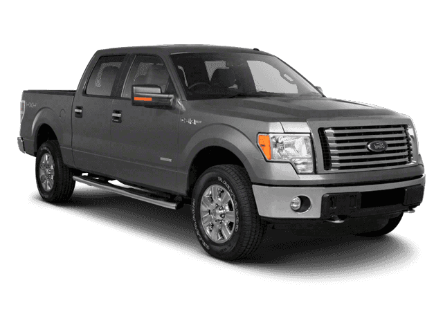 Pre-Owned 2010 FORD F150 LARIAT
