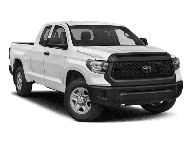 New Toyota Tundra SR Double Cab 5.7L V8 Long Bed
