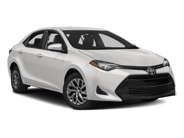New 2018 TOYOTA Corolla 4Dr. Sedan XLE