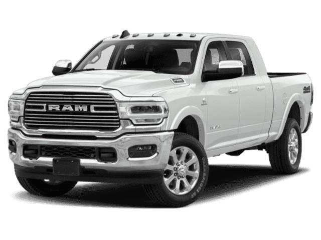 New 2019 RAM 2500 Laramie With Navigation