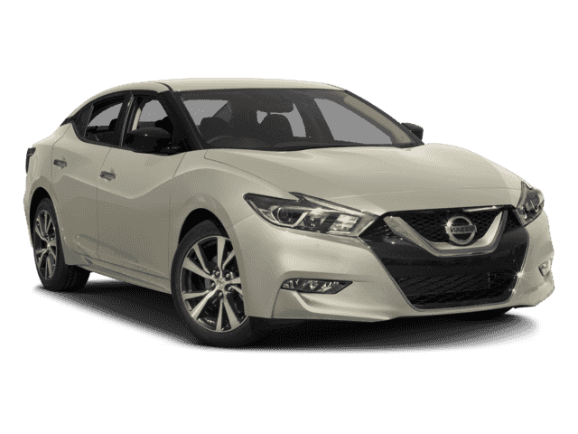 New 2017 Nissan Maxima 3.5 SV With Navigation
