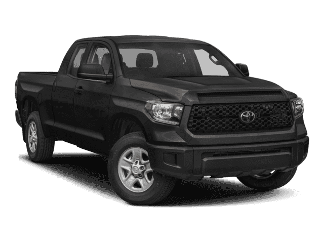 New 2018 Toyota Tundra SR 4WD 4D Double Cab