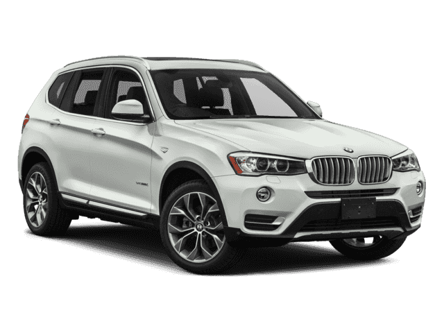 New BMW X3 xDrive28i