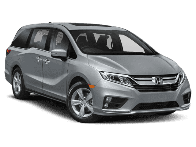 2019 Honda Odyssey EX-L w/Navi & Rear Entertainment
