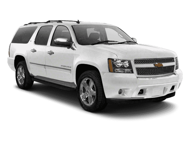 Pre-Owned 2013 Chevrolet Suburban 1500 LTZ 4WD