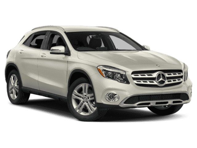 New 2018 Mercedes-Benz GLA GLA250