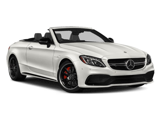 New 2018 Mercedes-Benz C-Class AMG® C 63 S Cabriolet