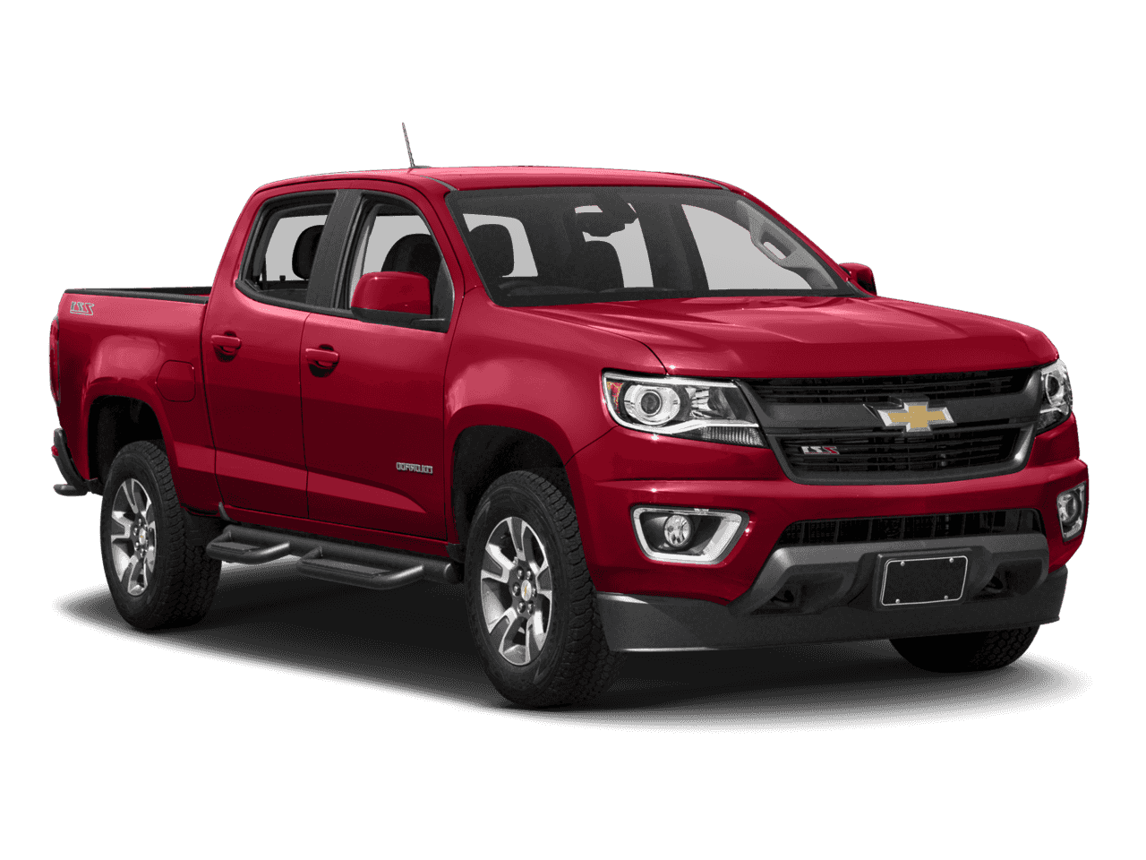 2018 Chevrolet Colorado 4WD Z71 4WD