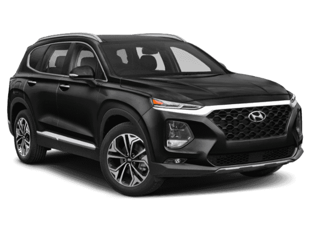 New 2020 Hyundai Santa Fe Limited 2.4 With Navigation & AWD