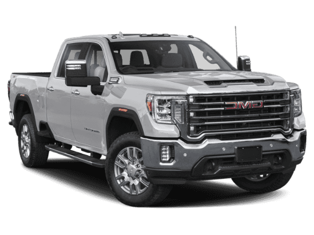 2020 GMC Sierra 3500HD Denali With Navigation & 4WD